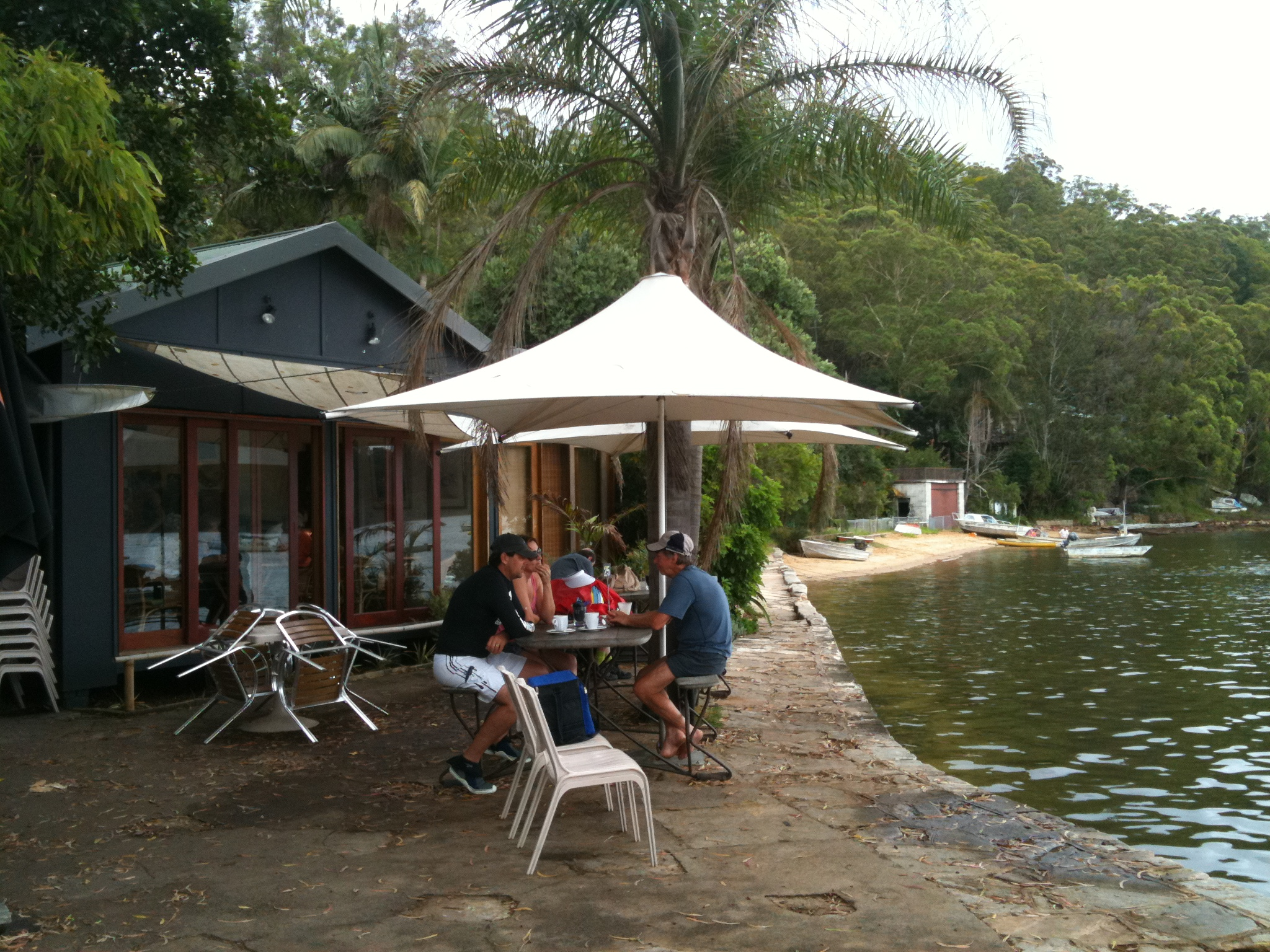 Dangar island nsw