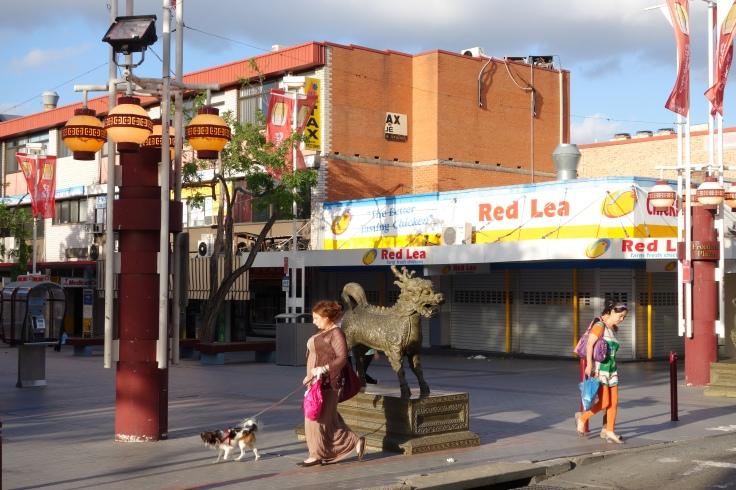 Downtown Cabramatta is Sydney's Vietnamese precinct