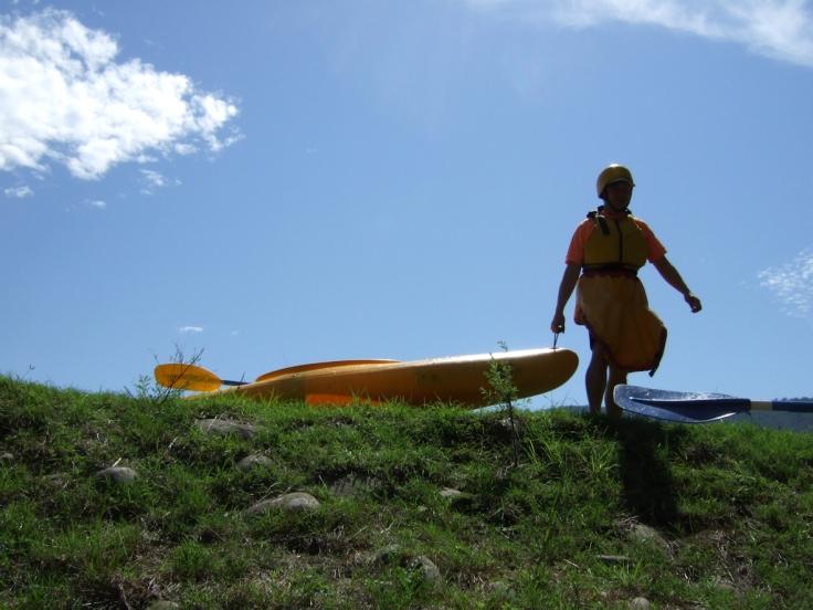 Ready, Set, Canoe