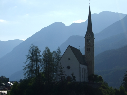 Switzerland: Scuol