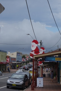 Santa is alive and well on the South Coast