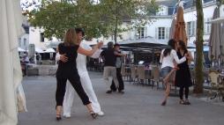 Dijon: Dance Class in the Square